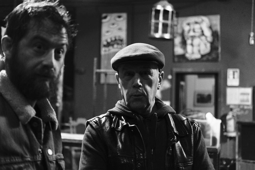 Stefano Pilia + John Duncan (ph: Mario Guida)