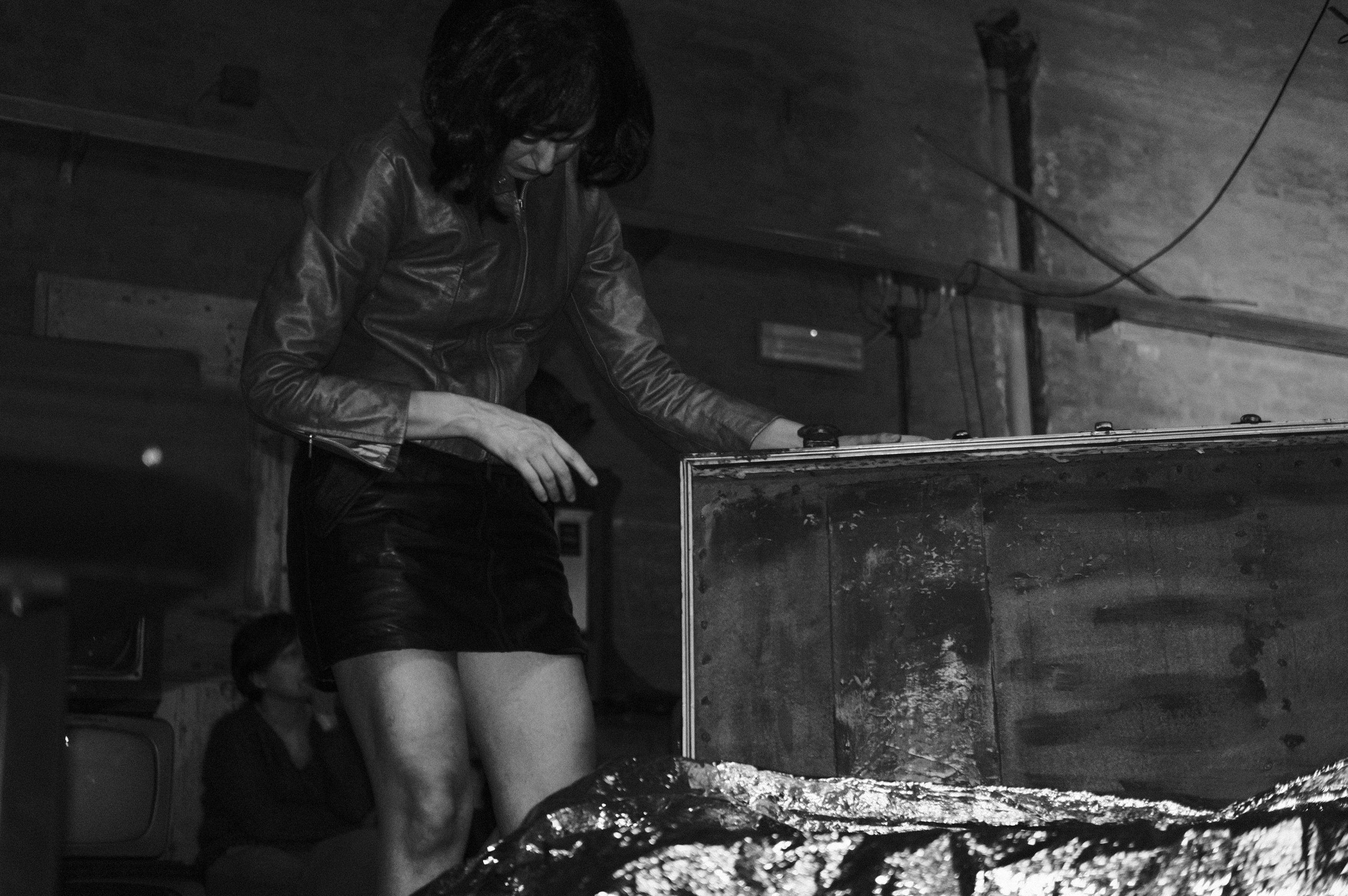 Laura Ulisse (ph: Mario Guida)
