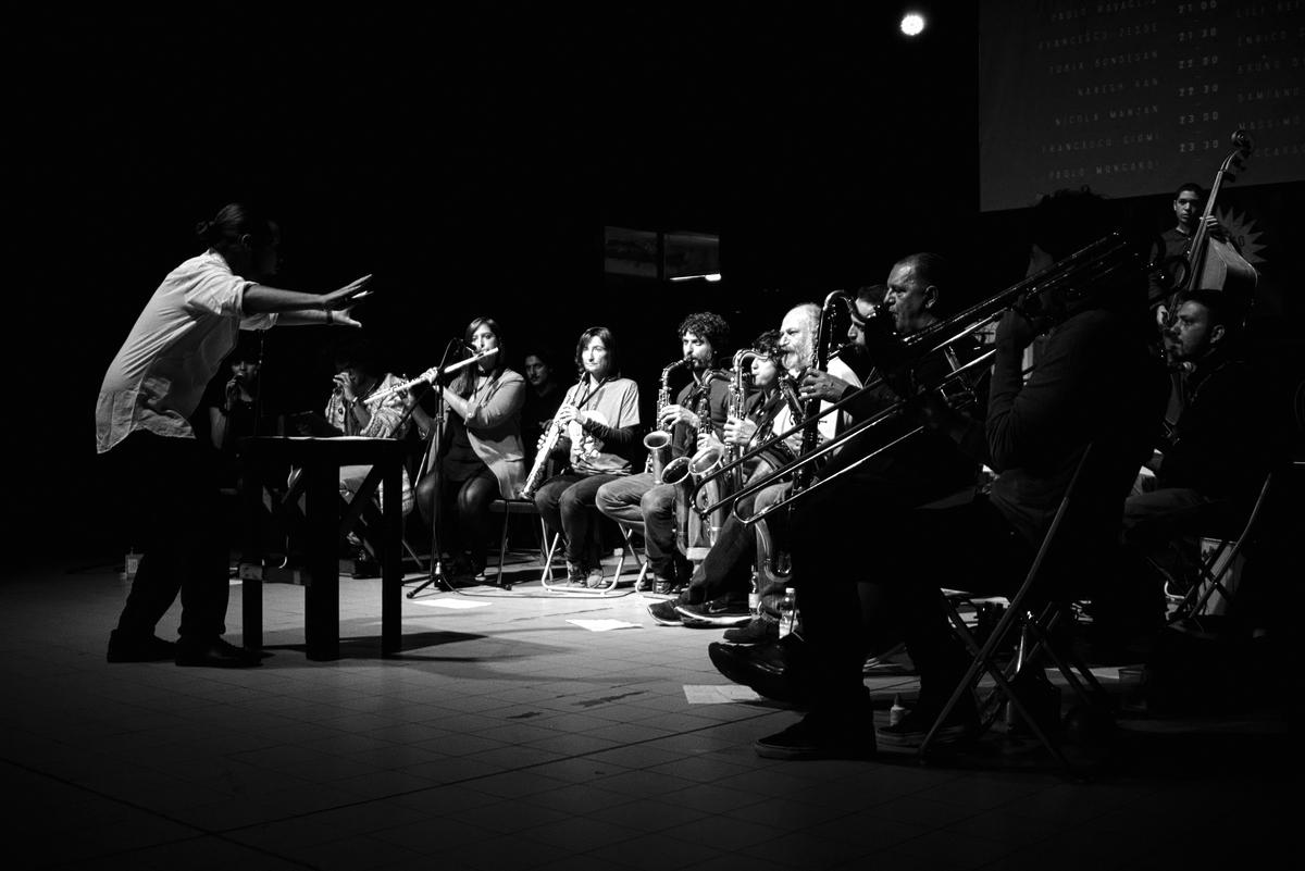 BlueRing Orchestra (ph: Mario Guida)