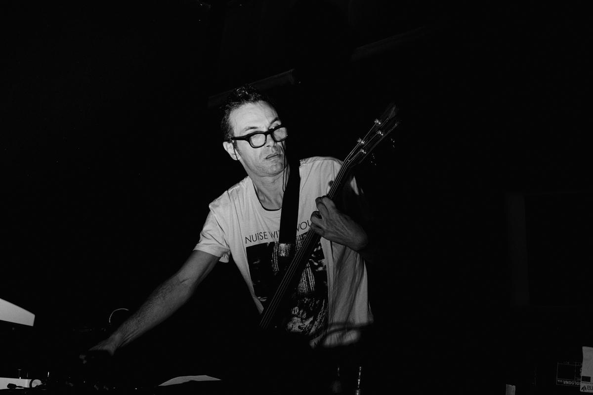 Massimo Pupillo (ZU) _Bass (ph: Mario Guida)